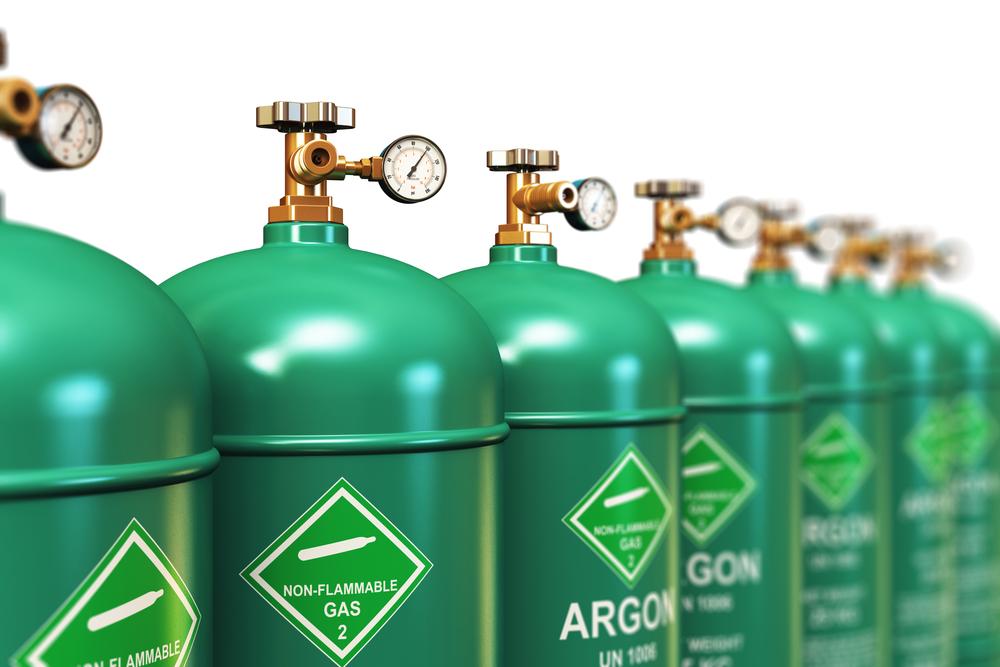 gaz industriels